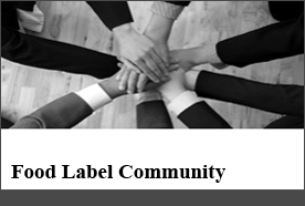 Food Label News - Food Label Community